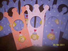 Souvenirs Cuelga Puertas Infantiles