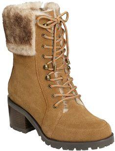 af795e0d4946 Aerosoles Lace Up Boots - Get Going