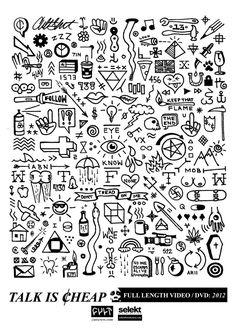 T Shirt Design - cheap white t-shirts Mini Drawings, Doodle Drawings, Easy Drawings, Doodle Art, Tattoo Sketches, Tattoo Drawings, Art Sketches, Notebook Doodles, Notebook Art