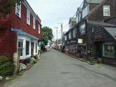 Rockport, Mass! next to Gloucester. Adorable town that has beautiful nautical views and shopping in unique little shops.
