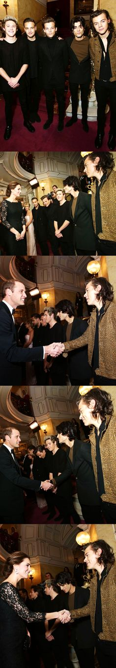 One Direction on Nov 13, 2014 Awww they're so beautiful