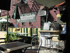 Gowanus Yacht Club (more Carroll Gardens, but still close & 2 cans for 5 bucks tough to beat)