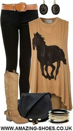 i need more horse shirts (gettin back into the cheesiness)