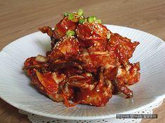 [꽃게무침]밥도둑 맛있는 꽃게무침만드는법과 꽃게 손질법~ - Daum 미즈쿡