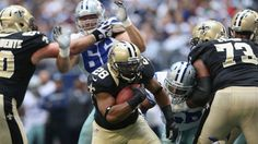 Finally healthy, Saints' Ingram expects big things in third season