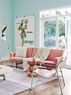 Nice space Inside out magazine