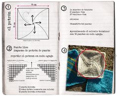 la oveja escocesa patterns: figuras geometricas