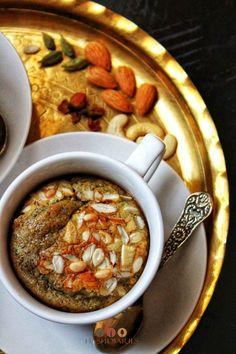 Thandai Powder Mug Cake Recipe - Fusion Holi Recipes Holi Recipes, Mug Recipes, Cake Recipes, Easy Mug Cake, Powder Recipe, Fusion Food, Indian Sweets, Pastry Cake, Bite Size