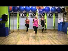 Piloxing video. Really gets the heart pumping!