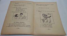 """ANOS DOURADOS: IMAGENS & FATOS: IMAGENS = MATERIAL ESCOLAR """"CARTILHA LINGUAGEM"""" (1958)"""