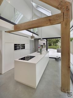 Interior Modern, Interior Architecture, Interior Design, Beautiful House Plans, Beautiful Homes, Cosy House, Küchen Design, Modern Kitchen Design, Home Decor Styles