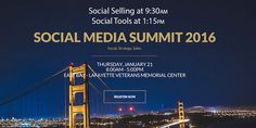 Are you looking for ways to enhance your social media marketing? Do you want new tools to simplify your marketing tasks?  Alison Stripling has organized a group of social media pros to discus the hottest social media tools they use today.  I'll be speaking on 3 panels: Content Marketing – 8:45am Social Selling – 9:30am Social Tools – 1:15pm  Reduce your trial and error time: Why experiment with your social media marketing when you can fast-track your time to success?