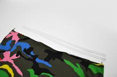 Návod na šití: střih easy dress - SHAPE-patterns.cz Shape Patterns, Nike Logo