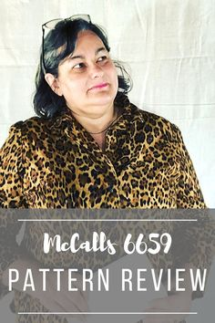 Sewing Leopard Pajamas with McCalls 6659 - Chambray Blues Sewing Sewing Blogs, Sewing Hacks, Sewing Tutorials, Sewing Projects, Plus Size Patterns, Cool Patterns, Plus Size Sewing, Sewing Lingerie, Mccalls Sewing Patterns