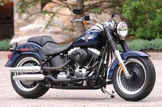 Harley-Davidson Fat Boy® possui uma edição Special.