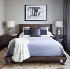 Contemporary Bedroom Decorating: How-To