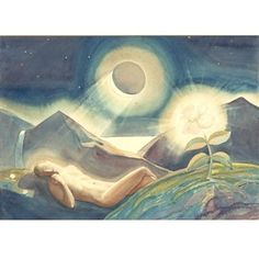Find artworks by Rockwell Kent (American, 1882 - on MutualArt and find more works from galleries, museums and auction houses worldwide. Rockwell Kent, Art Inspo, Awakening, Watercolor Paintings, Museum, Sculpture, American, Painters, Gallery