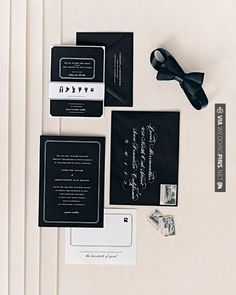 So awesome - black and white modern invitation | CHECK OUT MORE GREAT BLACK AND WHITE WEDDING IDEAS AT WEDDINGPINS.NET | #weddings #wedding #blackandwhitewedding #blackandwhiteweddingphotos #events #forweddings #iloveweddings #blackandwhite #romance #vintage #blackwedding #planners #whitewedding #ceremonyphotos #weddingphotos #weddingpictures