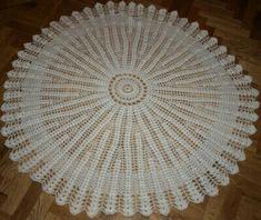 Free Crochet Patterns Christening Shawls : Beautiful hand crochet christening shawl/baby blanket ...