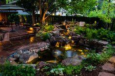 backyard re landscape recently completed in denver landscape ideas