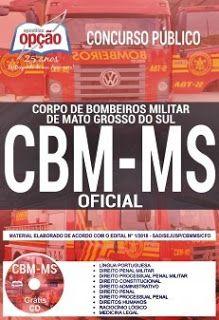 Apostila Concurso Cbmmg 2018 Oficial Concurso Bombeiro Concurso
