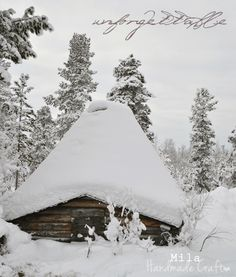 """ Unforgettable Lapland"""