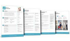 Indrukwekkend Portfolio CV format 292. Volledig in Microsoft Word voor elke functie zelf aan te passen.