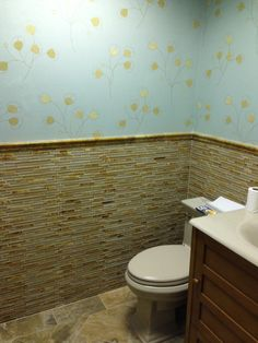 New Women's Bathroom at the store!