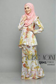 Zantt Womens Arabic Malaysia Short Sleeve Chiffon Muslim Dubai Gown Dress