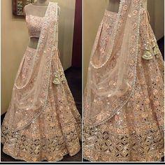 Looking for Bridal Lehenga for your wedding ? Dulhaniyaa curated the list of Best Bridal Wear Store with variety of Bridal Lehenga with their prices Wedding Lehnga, Indian Wedding Gowns, Indian Bridal Outfits, Indian Bridal Fashion, Indian Designer Outfits, Indian Dresses, Indian Party Wear, Lehenga Reception, Designer Bridal Lehenga