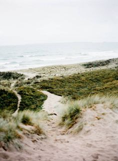 Natural & classic New Zealand wedding via Magnolia Rouge