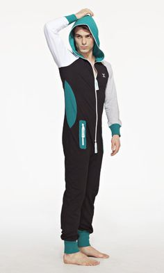 OnePiece® Original Fitted LW Green/Black/Grey/White