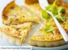 Tarte salée : découvrez les recettes de cuisine de Femme Actuelle Le MAG