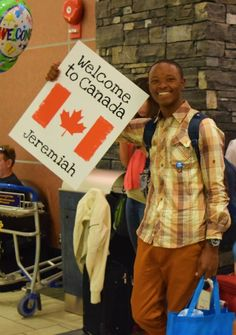 Sponsored former refugees welcomed to campus at the University of Calgary | UToday | University of Calgary