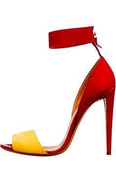 Emporio Armani heels.