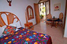 room Playa @ Hotel Gilda, Barra de Cocuya/Acapulco (Guerrero), Mexico