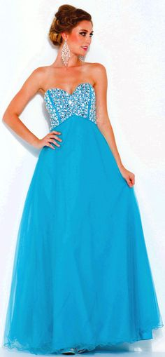 Turquoise Prom Dresses Under 160 64