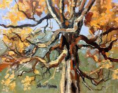 """Daily Paintworks - """"Challenge 3"""" - Original Fine Art for Sale - © Linda Blondheim"""
