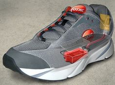 GPS enabled shoes for Alzheimer patients (and jealous spouses).
