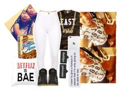 """""""netflix nd more *winks*"""" by ajdabaddest ❤ liked on Polyvore featuring Retrò"""