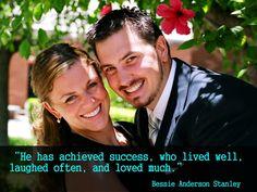 The 3 human characteristics of a successful man.