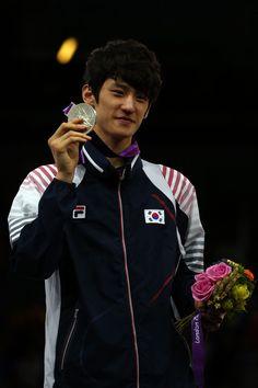 Dae Hoon Lee Photo - Olympics Day 12 - Taekwondo