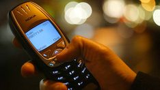 Texting your crush, using T9. | 35 Things Every Teen Girl In The '00s Was Obsessed With