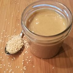 Crossfit Diet, Tahini, Peanut Butter, Paleo, Vegan, Recipes, Food, Recipies, Essen