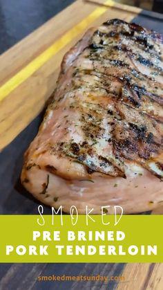 Pork Tenderloin Recipes, Pork Roast, Pork Recipes, Pork Bacon, Smoked Pork, Homemade Stuffing, Juicy Pork Chops, Piggly Wiggly, Grilling Tips