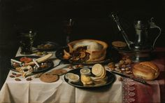 Dutch Masters Still Life Paintings | Express Talk: Get Real—Dutch Still-Life Painting