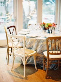 mismatched chic // event planning by DreamaLittleDreamEvents.com photo by @Jen Huang