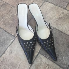 PRADA mules shoes size38 PRADA shoes size38. Great condition Prada Shoes Mules & Clogs