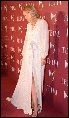 En la gran noche de la moda que la revista Telva organiza cada año y todo un referente en el sector.