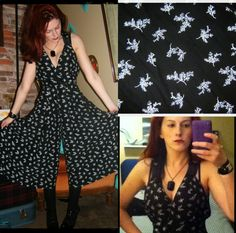 Craft, Thrift, or Die: Unusual, Adorable, Easy, One Piece Outfit Refashion